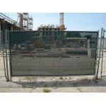 Bouwhek Winddoeken / PE Hekwerknet 150 gr/m2