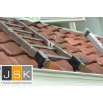 Ladder consoles voor dakgoot - LadderHulp℗ - JSK Handelsonderneming
