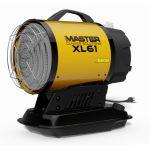 Master Infrarood Diesel Heater XL61, 17kW - JSK Handelsonderneming