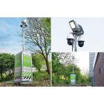 Tijdelijke beveiliging en bouwplaatsbeveiliging met WATCHTOWER van Camelot Europe - Cam 001 - JSK Handelsonderneming