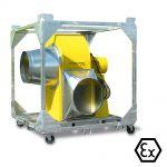 Radiaal ventilator TFV 900 EX (explosie veilig) - 1510002052 - JSK Handelsonderneming