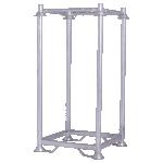 Materiaal Big Bag Rack | boven en basisframe | draagvermogen 2000 kg per big bag rack | eigen gewicht 40 kg - JSK Handelsonderneming