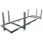 Langmateriaal-container | Langmateriaal-pallet | Zwaar materiaal-container | Zwaar materiaal-pallet | 1010.0025 - JSK Handelsonderneming