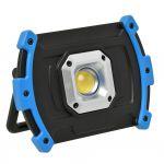 Oplaadbare LED Werklamp 10W - 1000 Lumen | 49333 - JSK Handelsonderneming