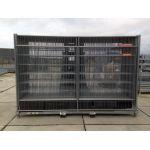 Combipallet 30 voor 30 bouwhekken en 30 blokken en 30 koppelingen - JSK Handelsonderneming