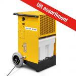 Bouwdroger DF200 Capaciteit max. 35 l / 24 uur | Werkbereik 0°C - 35°C Luchtverplaatsing  230 m³/uur | Axiaal ventilator | Aansluitspanning 230 V / 50 Hz - JSK Handelsonderneming
