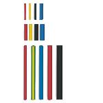 Krimpkous 0713 1.6-4.8 mm