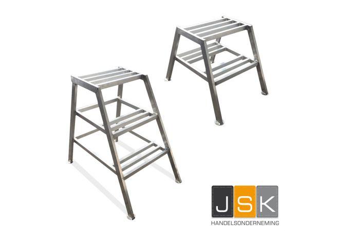 Stuctrap aluminium - JSK Handelsonderneming