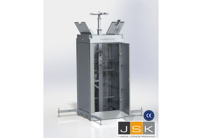 Mobile Security Box Premium CE certified |  | Mobile Security Box Premium CE zertifiziert | MSB6-Premium CE - JSK Handelsonderneming