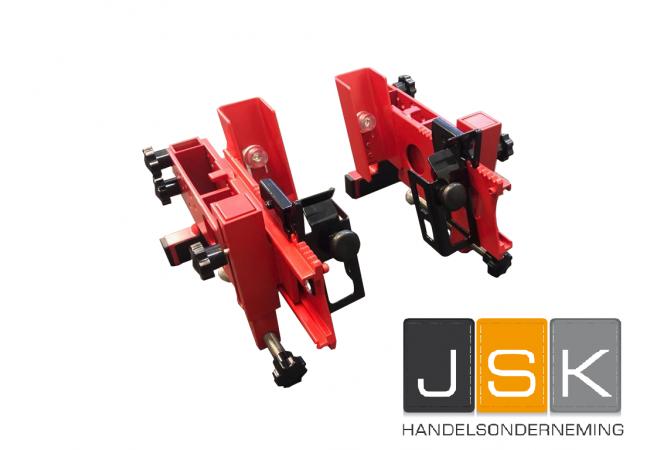 Toplocker ladderklem | Ladderborgingssysteem | Ladderhaak | Ladderconsole | Laddersteun | Ladderbeugel | Arbo vriendelijk hulpmiddel - JSK Handelsonderneming