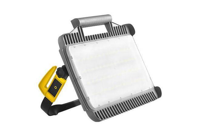 Magnum Future LED Schilderslamp 32 Watt klasse 1 | met 2 schuko wandcontactdozen doorlus | 117788 - JSK Handelsonderneming