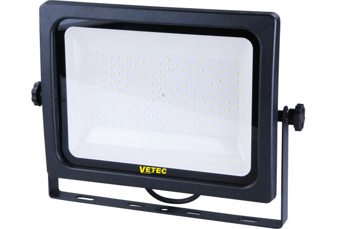 Vetec VLD-3C 150-1 LED Schilderslamp 150W schakelbaar in 3 kleuren | Kleurtemperatuur 3000°/4000°/5000°K | klasse 1 | 5 meter snoer | 55.109.55 - JSK Handelsonderneming