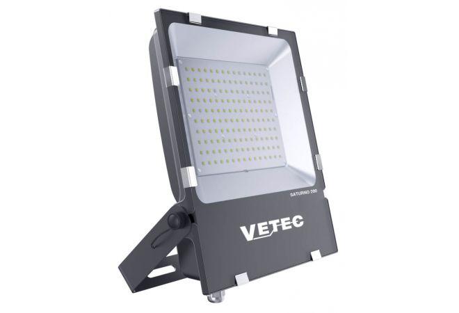 Vetec LED Armatuur 200W Philips lumileds SMD 28.000 Lumen | 10 meter snoer en stekker | 55.250.210  - JSK Handelsonderneming